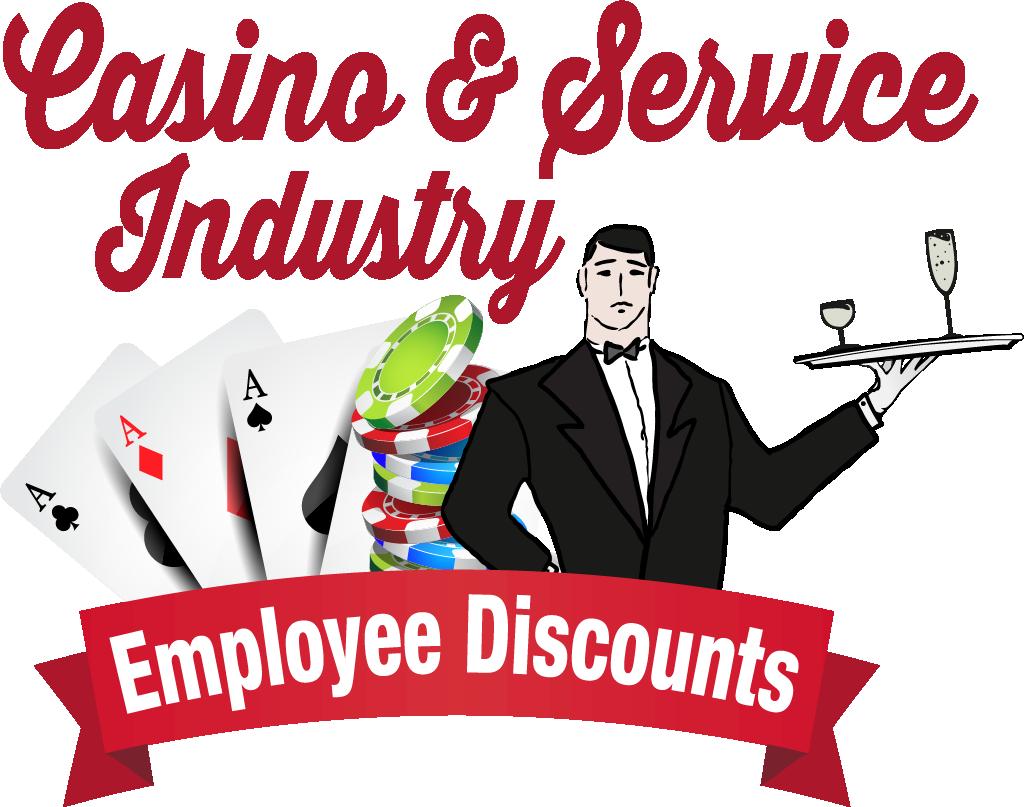 Casino & Service Discount